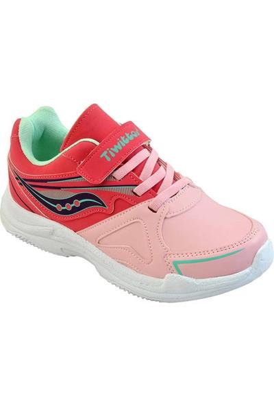 Kaptan Junior Kız Çocuk Okul Spor Ayakkabı