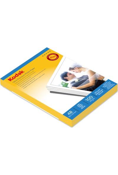 Kodak Ultra Premium Satin,Mat 10x15 270Gr/m² Fotoğraf Kağıdı 100 Yaprak