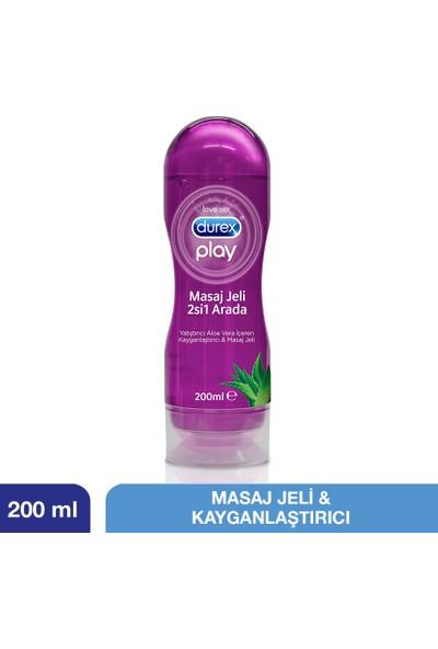 Durex Play Kayganlaştırıcı & Masaj Jeli Aloe Vera 200 ml