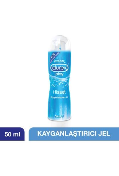 Durex Play Kayganlaştırıcı Jel Hisset 50 ml x 2 Adet