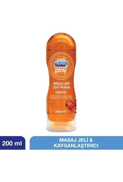 Durex Play Kayganlaştırıcı & Masaj Jeli Guarana 200ml
