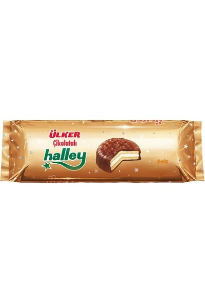 Ülker Halley 240 gr x 5 Adet