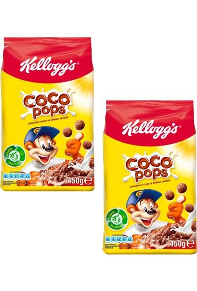 Kellogg's Coco Pops Topları 450 gr 2 Adet
