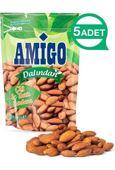 Amigo Dalından Çiğ Badem 5 Adet 150 gr