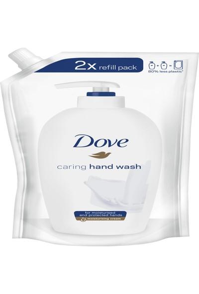 Dove Deeply Nourishing Nemlendirici Sıvı Sabun Pouch 500 ml