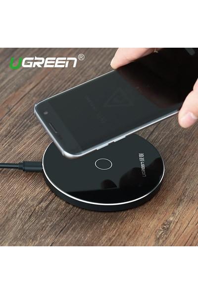 Ugreen Qi Kablosuz Şarj Cihazı Hızlı Şarj Destekli