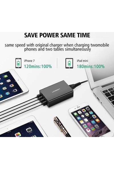 Ugreen 4 Portlu USB Şarj Cihazı