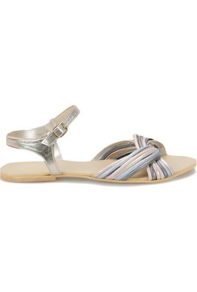 Butigo 19S-028 Altın Kadın Sandalet
