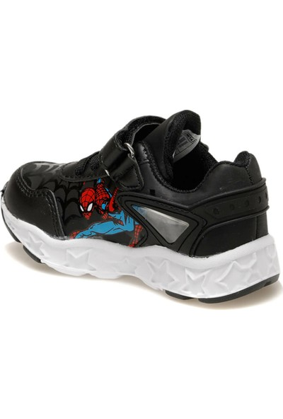 Spiderman 92.Bason.P Siyah Erkek Çocuk Spor Ayakkabı