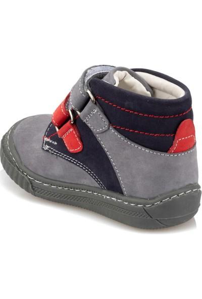 Polaris 92.511711.I Gri Erkek Çocuk Spor Ayakkabı
