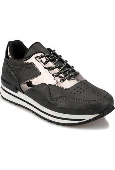 Polaris 92.511781.F Siyah Kız Çocuk Spor Ayakkabı