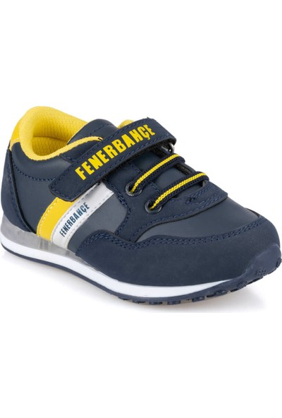 Fb Payof Pu Fb Lacivert Erkek Çocuk Sneaker Ayakkabı