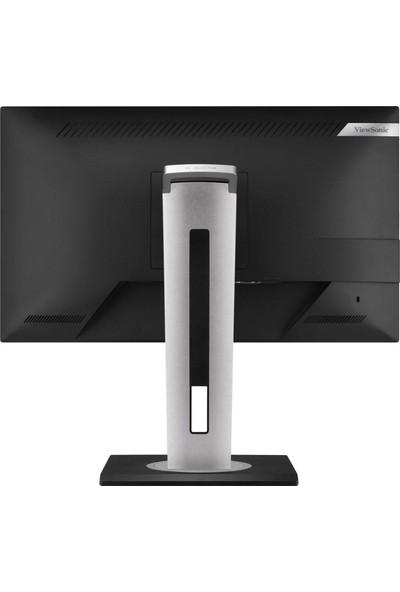 "ViewSonic VG2455 24"" 5ms (HDMI+Analog+Display) Full HD IPS Monitör"