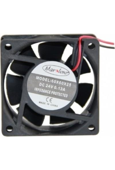 Marxlow 24V Fan - 60X60X25Mm