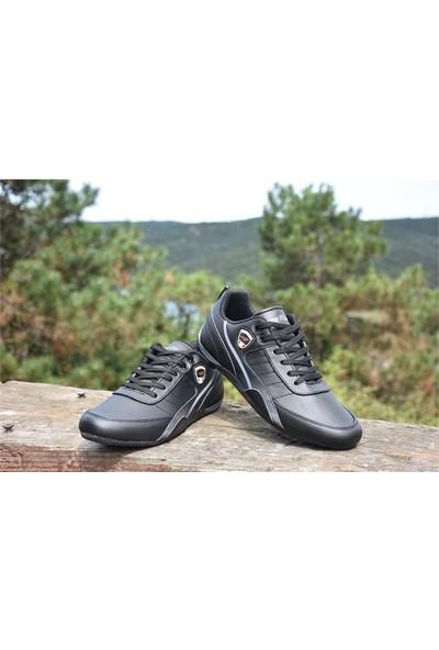 Free Marka FM-5500 Siyah Füme Günlük Rahat Erkek Spor Ayakkabı