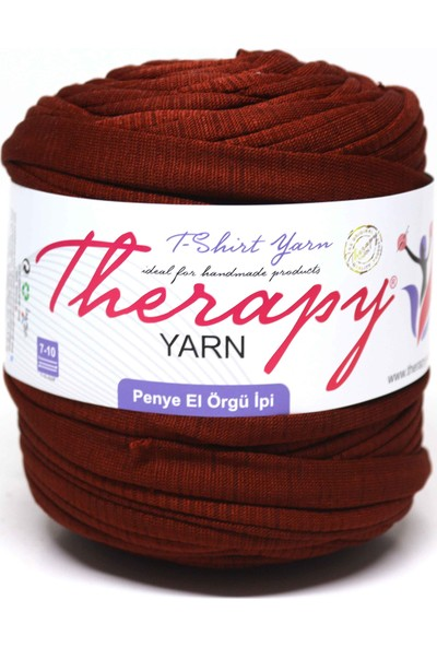 Therapy Yarn Bordo Penye Ip