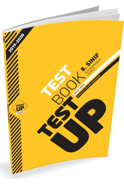 Speed Up 8. Sınıf Test Book Test Up
