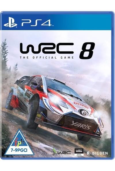 World Rally Championship 8 - Wrc 8