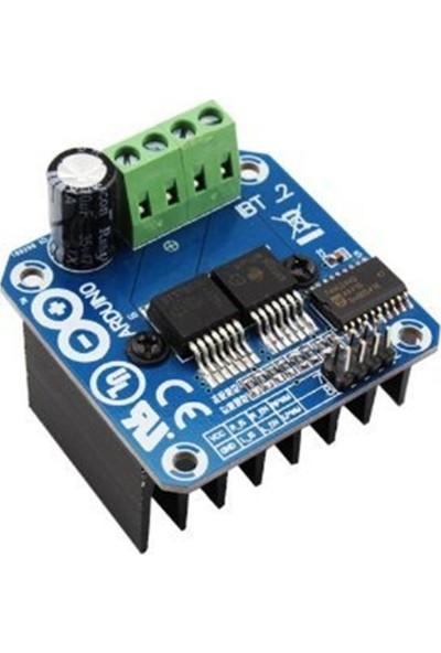 Diyotlab Bts7960B 20 Amper Motor Sürücü Kartı