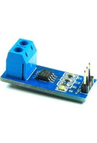 Diyotlab Acs712 Akım Sensörü -5 To +5A