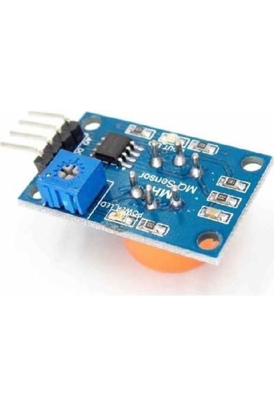 Diyotlab Alkol Gaz Sensör Kartı - Mq-3