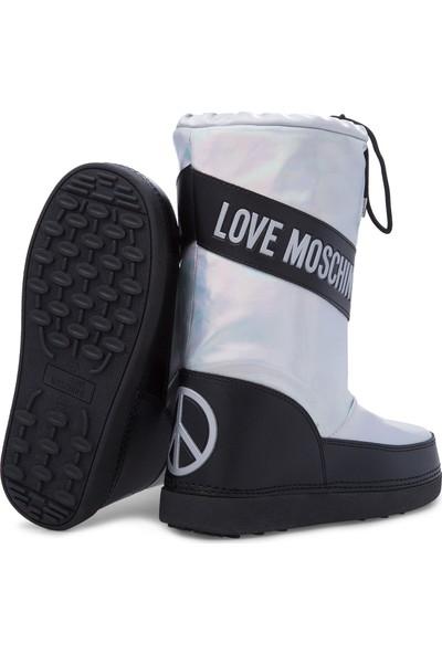 Love Moschino Kadın Kar Botu Ja24012G18Ij0902