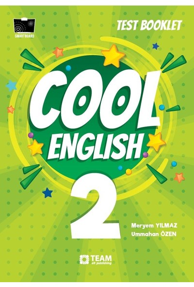 Cool English 2 Test Booklet - Meryem Yılmaz - Ummahan Özen