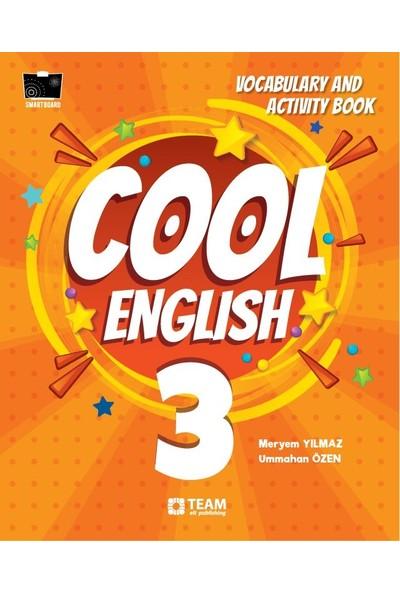 Cool English 3 Vocabulary And Activity Book - Meryem Yılmaz - Ummahan Özen