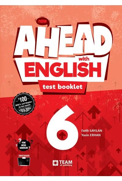 Ahead With English 6 Test Booklet - Fatih Sayılan - Yasin Erhan