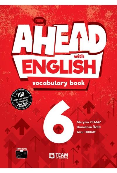 Ahead With English 6 Vocabulary Book - Meryem Yılmaz - Ummahan Özen