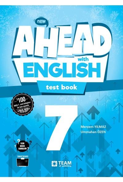 Ahead With English 7 Test Book - Meryem Yılmaz - Ummahan Özen