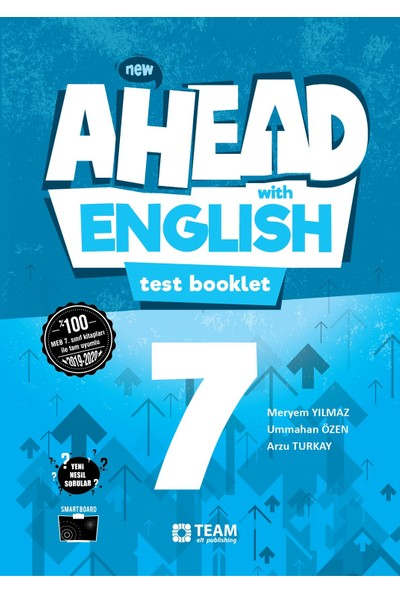 Ahead With English 7 Test Booklet - Meryem Yılmaz - Ummahan Özen