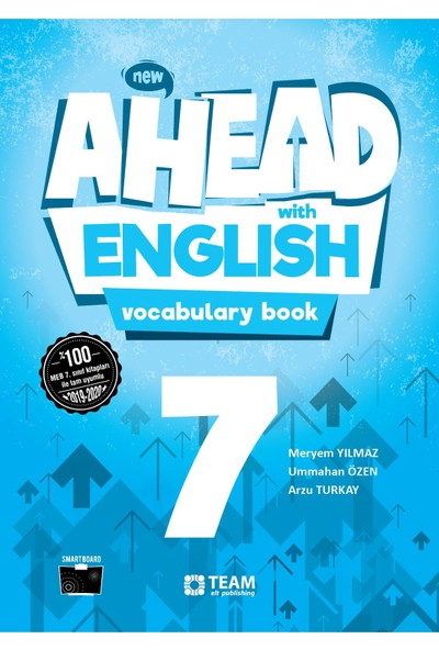Ahead With English 7 Vocabulary Book - Meryem Yılmaz - Ummahan Özen