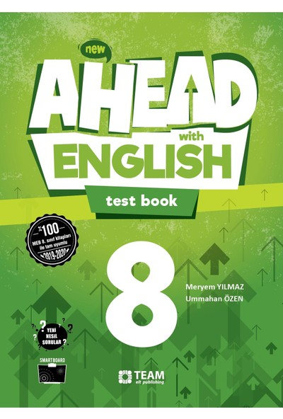 Ahead With English 8 Test Book - Meryem Yılmaz - Ummahan Özen