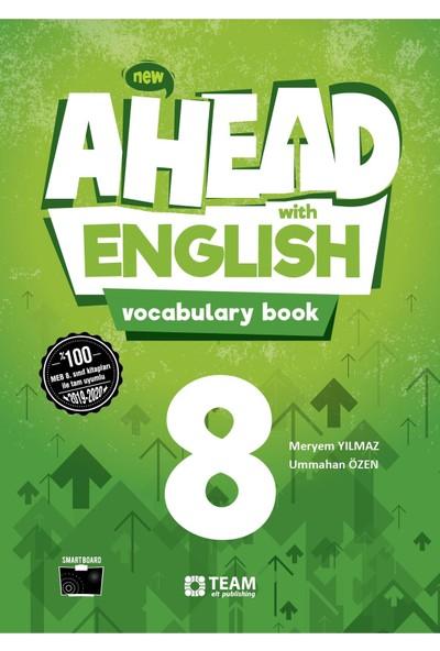 Ahead With English 8 Vocabulary Book - Meryem Yılmaz - Ummahan Özen