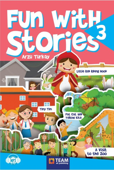 Fun With Stories Level 3 - Arzu Turkay