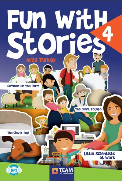 Fun With Stories Level 4 - Arzu Turkay