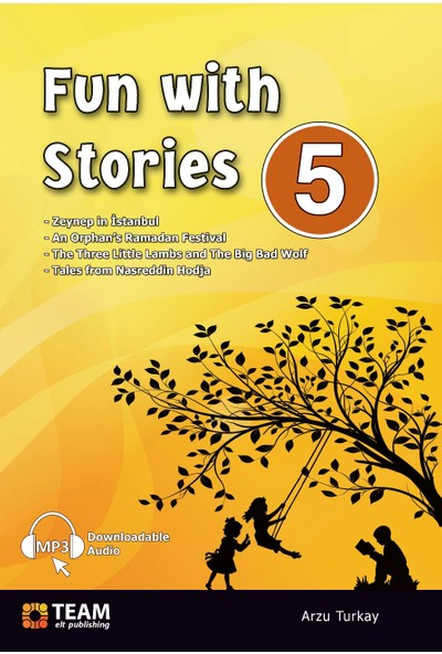 Fun With Stories Level 5 - Arzu Turkay
