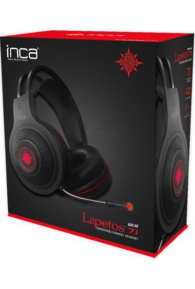 Inca Lapetos IGK-X7 7.1 Surround Oyuncu Kulaklık