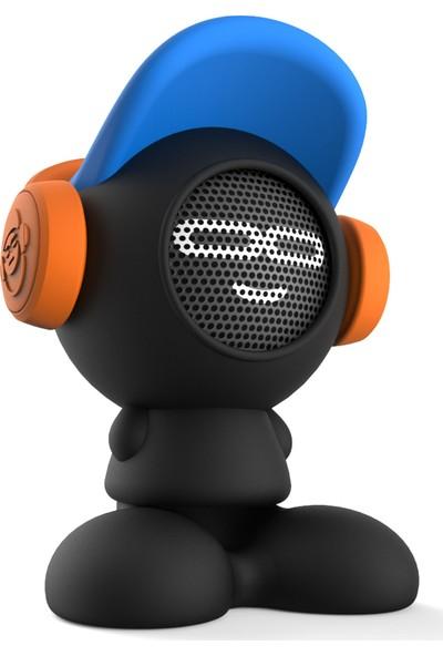 iDance Beat Dude Bluetooth Hoparlör (Siyah)