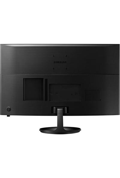"""Samsung LC32F39MFUMXUF 32"""" 80cm Kavisli Full HD LED Ekran"""