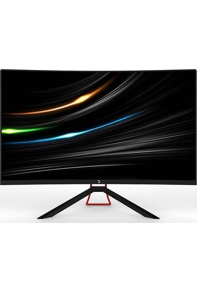 """GamePower GPR24C1MS144 24"""" 144Hz 1ms (HDMI+Display) FreeSync Full HD Curved Monitör"""