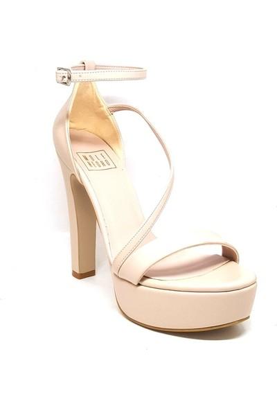 Shop And Shoes 094-5260 Kadın Ayakkabı Bej