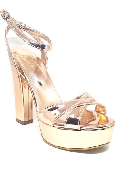Shop And Shoes 096-830 Kadın Ayakkabı Rose