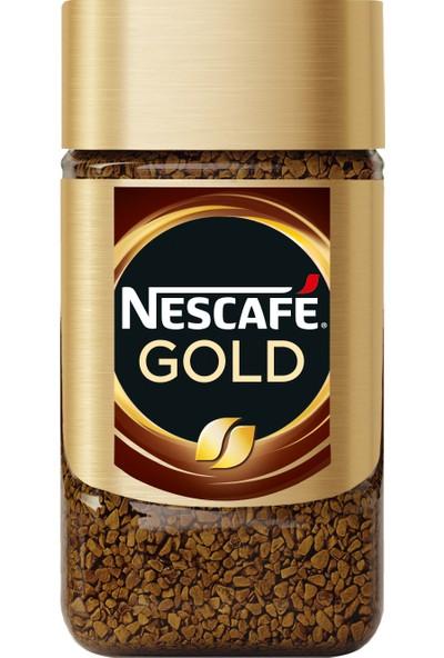 Nescafé Gold Çözünebilir Kahve 50 gr Ekopaket
