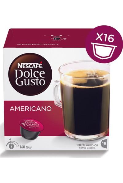 Nescafe Dolce Gusto Americano 16 Kapsül