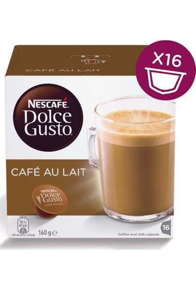 Nescafe Dolce Gusto Cafe Au Lait 16 Kapsül