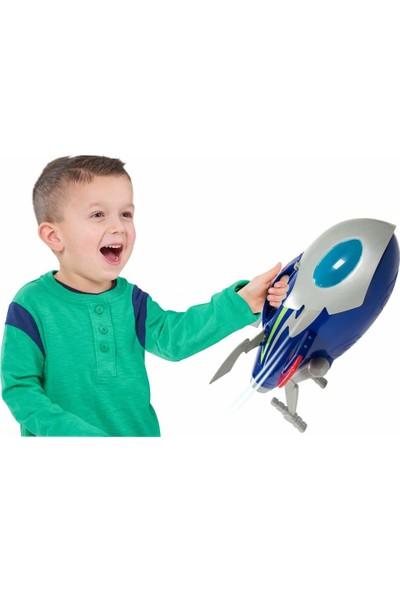 Giochi Preziosi Pijamaskeliler Sesli Işıklı Süper Ay Roketi