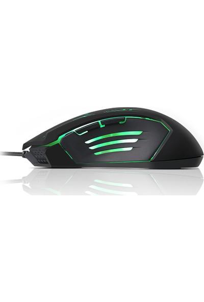 Lenovo Legion M200 RGB 2400 DPI Oyuncu Mouse GX30P93886