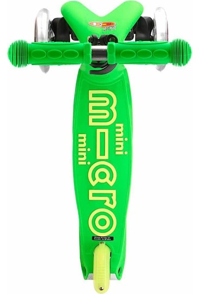 Mini Micro Deluxe Scooter Green MMD002